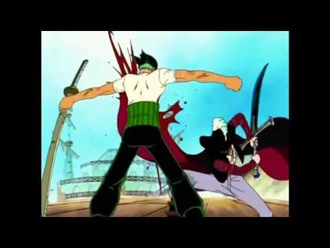 One Piece Sound Effects - Big Sword Cutting video