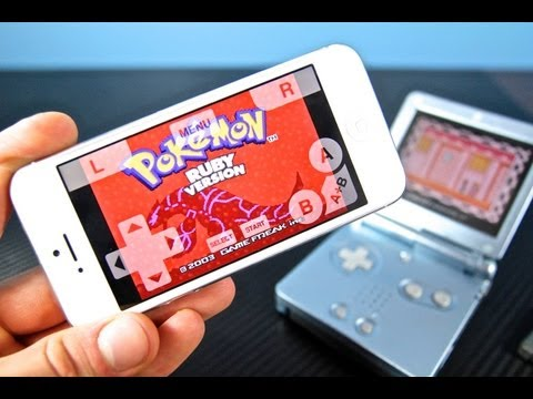 How To Install NEW gpSPhone GBA Emulator FREE on iPhone. iPod Touch & iPad 6.1.3. 6.1.2 + Roms!