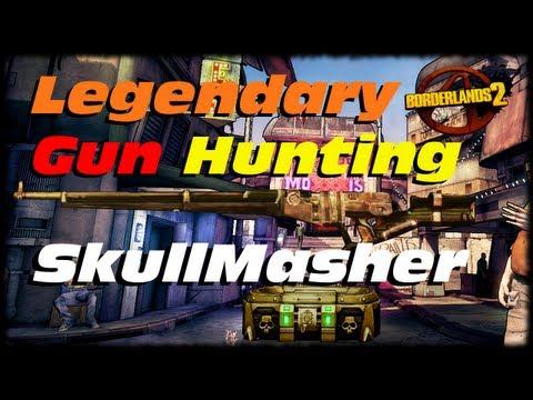 Borderlands 2 Legendary Weapon Guide The SkullMasher! Legendary Jakob