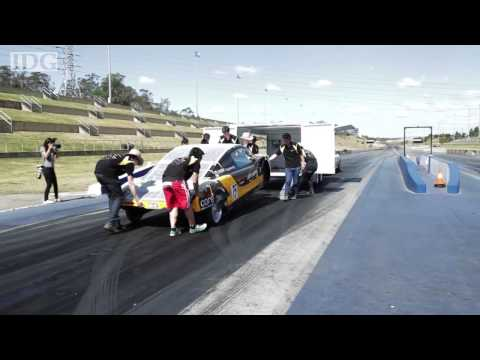 Electric car breaks speed record