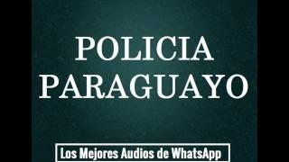 POLICIA PARAGUAYO - Los Mejores Audios De WhatsApp