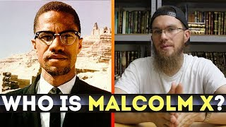Video: Who is Malcolm X - Saajid Lipham (ilmstitute)