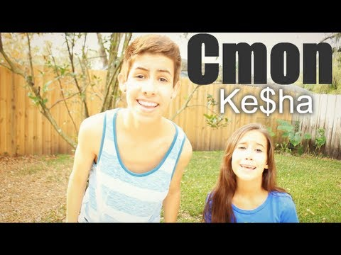 C'mon - Kesha [ Music Video ].