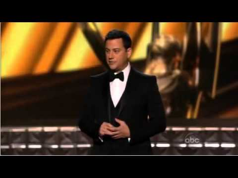 2012 Emmy Awards Jimmy Kimmel opening monologue