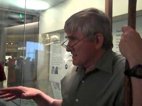 Michael Bisson and the Lundy Family at the Smithsonian. August 2011 Part II.MP4