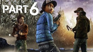 The Walking Dead Game Season 2 Episode 4 - Walkthrough Part 6