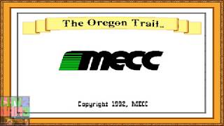 Luv 2 Gam3: Bad @ Gaming! The Oregon Trail - MECC - DosBox - High Score New PB: 9,471