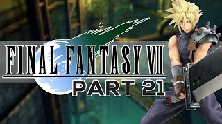 Final Fantasy VII - Part 21 - Junon Parade