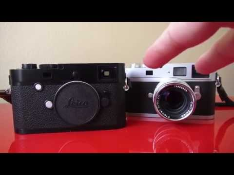 A look at the new The Leica M-P and Chrome Monochrom