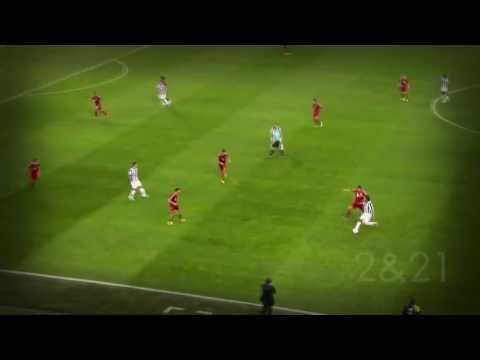 Andrea Pirlo - Juventus CL Review 12/13 Part II [HD]