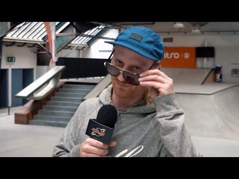 Incentro NK Skateboarden 2020 Day #1 (Nassim Guammaz, Rob Maatman, Bart Buikman)