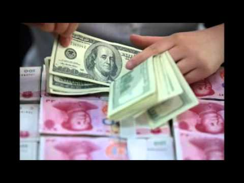 China devaluation hits stocks, dollar gains on currency