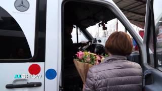 Reportaj AISHOW: Flori pentru mama Oxanei Iuteș