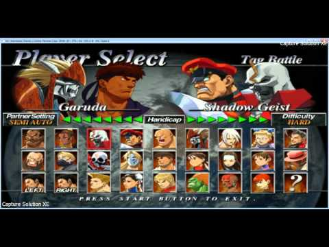 Street Fighter Ex3 Full Speed Pcsx2 0.9.7 r3878
