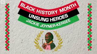 Jackie JoynerKersee Might Be the Best Athlete Ever Black History Month Sports Illustrated