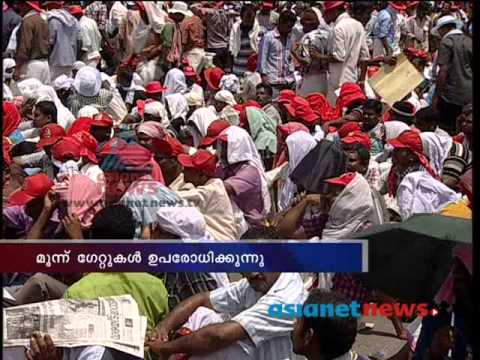 LDF blockade:  CPI-M general secretary Prakash Karat speaks on LDF blockade