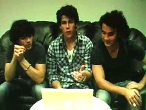 "Jonas Brothers ""How do You Masturbate""?"