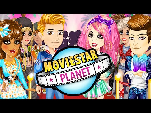Movie Star Planet   I HAVE FRIENDS! Part 2