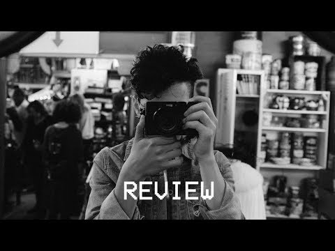 Fujifilm x100f // A real life review