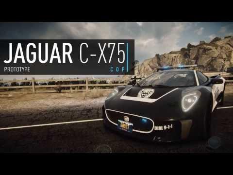 Need for Speed Rivals - Комплект автомобилей Jaguar