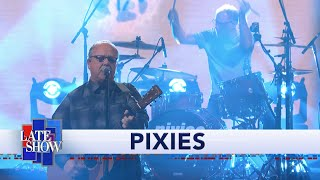 Pixies Perform 'Catfish Kate'