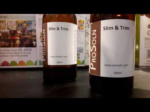Prosoln Slim & Trim Oil from Australia