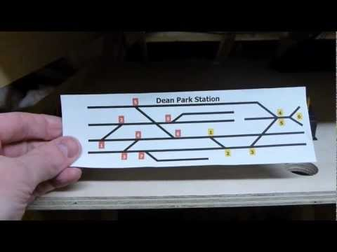 Dean Park Station Video 1 - Update on my new layout so far!