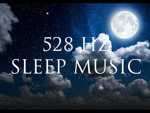 8 Hour Healing Sleep Music ➤ Regenerate Your Cells | Delta Binauralbeats | Solfeggio 528Hz