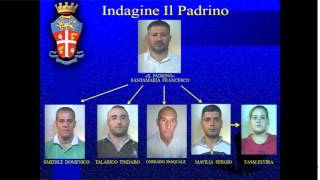 """servizio Operazione Carabinieri Messina/Villafranca """"Padrino"""""""
