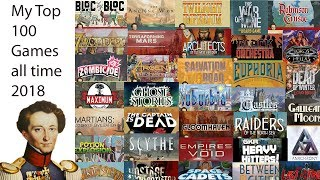 The top 100 games of all time