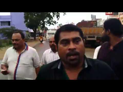 Tamil Nadu Violence: Actor Suraj Venjaramoodu stuck at Neikkarapatti...