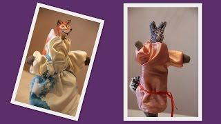 Мастер-класс по изготовлению театральной куклы