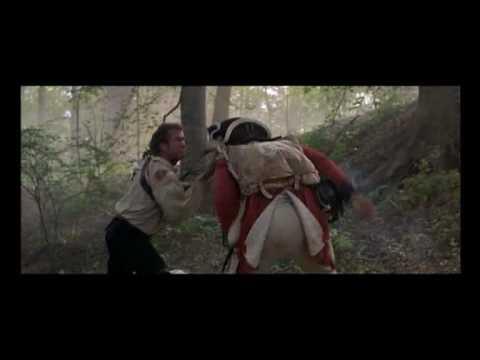 Mel Gibson vs England Incredible scene The Patriot