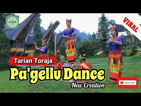Tarian Toraja - Pa'Gellu Dance - New Creations 2012 (BlogS Of Hariyanto)