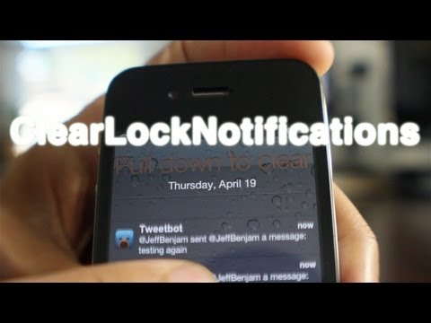 ClearLockNotifications Update