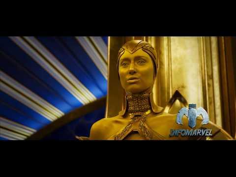 Lo que No notaste en Guardianes de la Galaxia Vol 2 Trailer Super Bowl- Análisis En Español