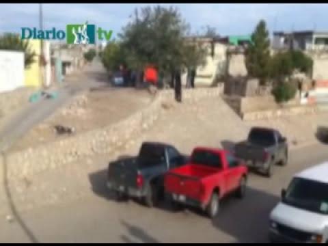 Tiran cuerpos de dos mujeres asesinadas en el Viaducto Díaz Ordaz