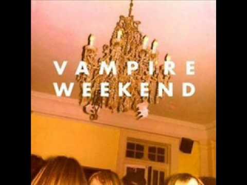 Vampire Weekend - Blakes Got A New Face