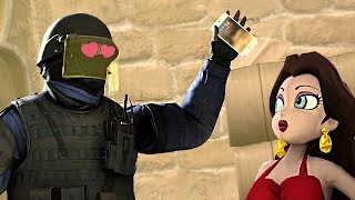 PICKING UP GIRLS ON CSGO (FUNNY MOMENTS)