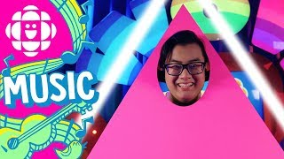 Electric Circle Dance Party: Triangle Edition | CBC Kids