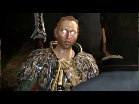 Dragon Age 2: Anders Romance #2: After recruitment v2  (Male Hawke)