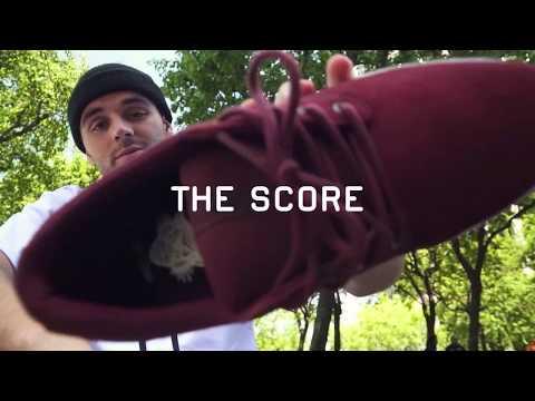 Matt Berger Introduces The Score from etnies