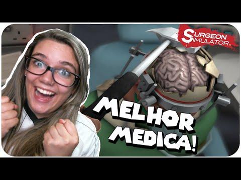 Malena, A Melhor MÉdica Do Mundo! - Surgeon Simulator video