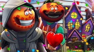 TOMATO HEAD'S NEW GIRLFRIEND | A Fortnite Film