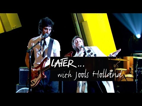 Kasabian   Bless This Acid House  - Later... with Jools Holland - BBC Two