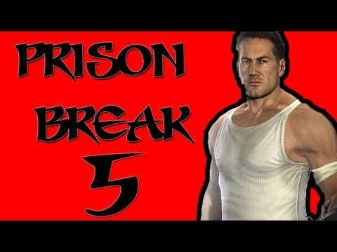 Pancadaria - Prison Break (capítulo 5)