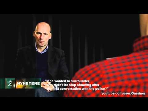 Anders Behring Breivik (Norway Killer) - Leaked Emergency Phonecall [w/ English Subtitles]