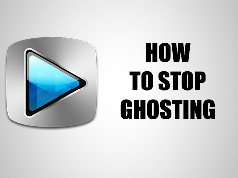 How To Use Sony Vegas Pro   Disable Resample (Stop Ghosting)