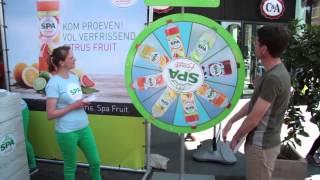 Promotiefilm - J.u.i.c.e Promotions Spa Fruit Citron