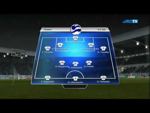 FIFA 12 - RTWC Japan 2012 - Greece vs. Germany